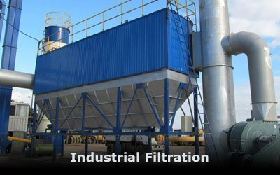 Industrial-filtration from advance filtration