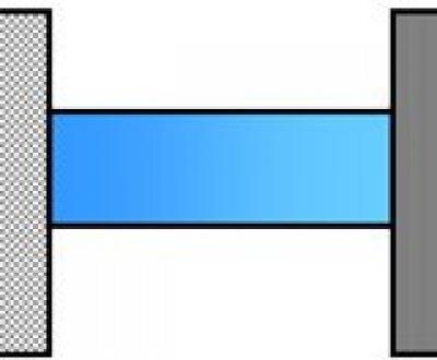 filter logo schematic